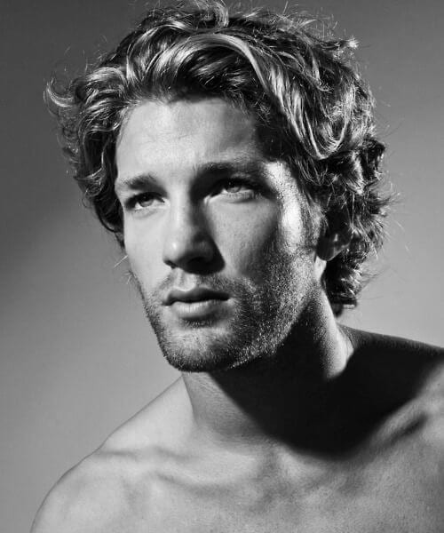 Best ideas about Mens Wavy Hairstyles . Save or Pin 45 Suave Hairstyles for Men with Wavy Hair Now.