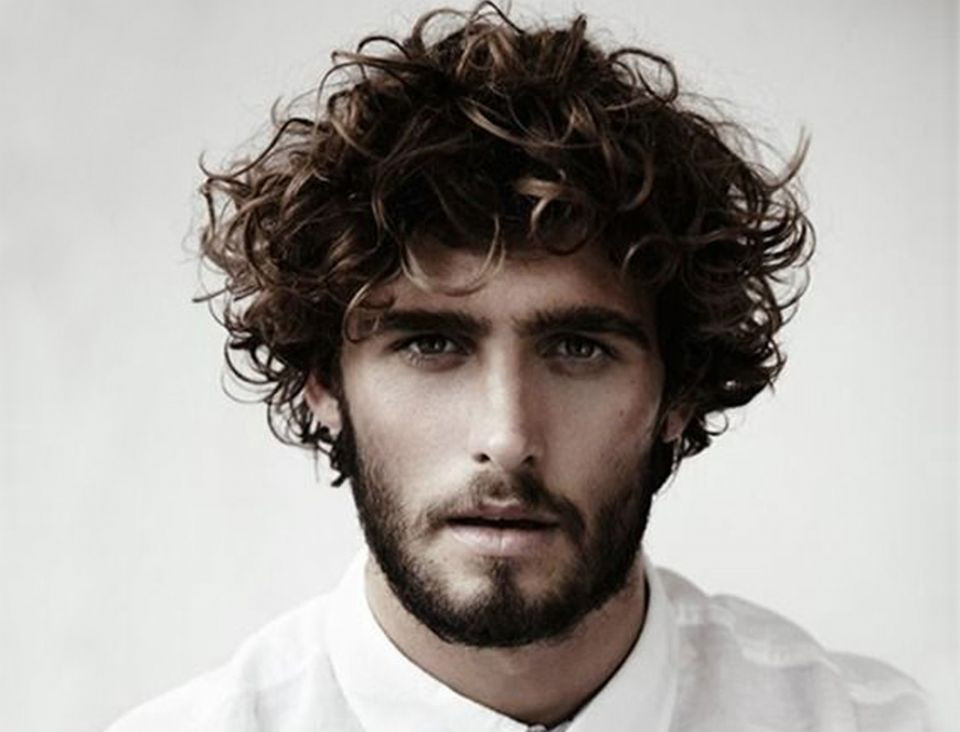 Best ideas about Mens Wavy Hairstyles . Save or Pin 55 Men s Curly Hairstyle Ideas s & Inspirations Now.