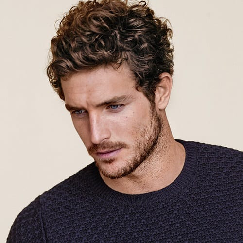 Best ideas about Mens Wavy Hairstyles . Save or Pin 50 Smooth Wavy Hairstyles for Men Men Hairstyles World Now.