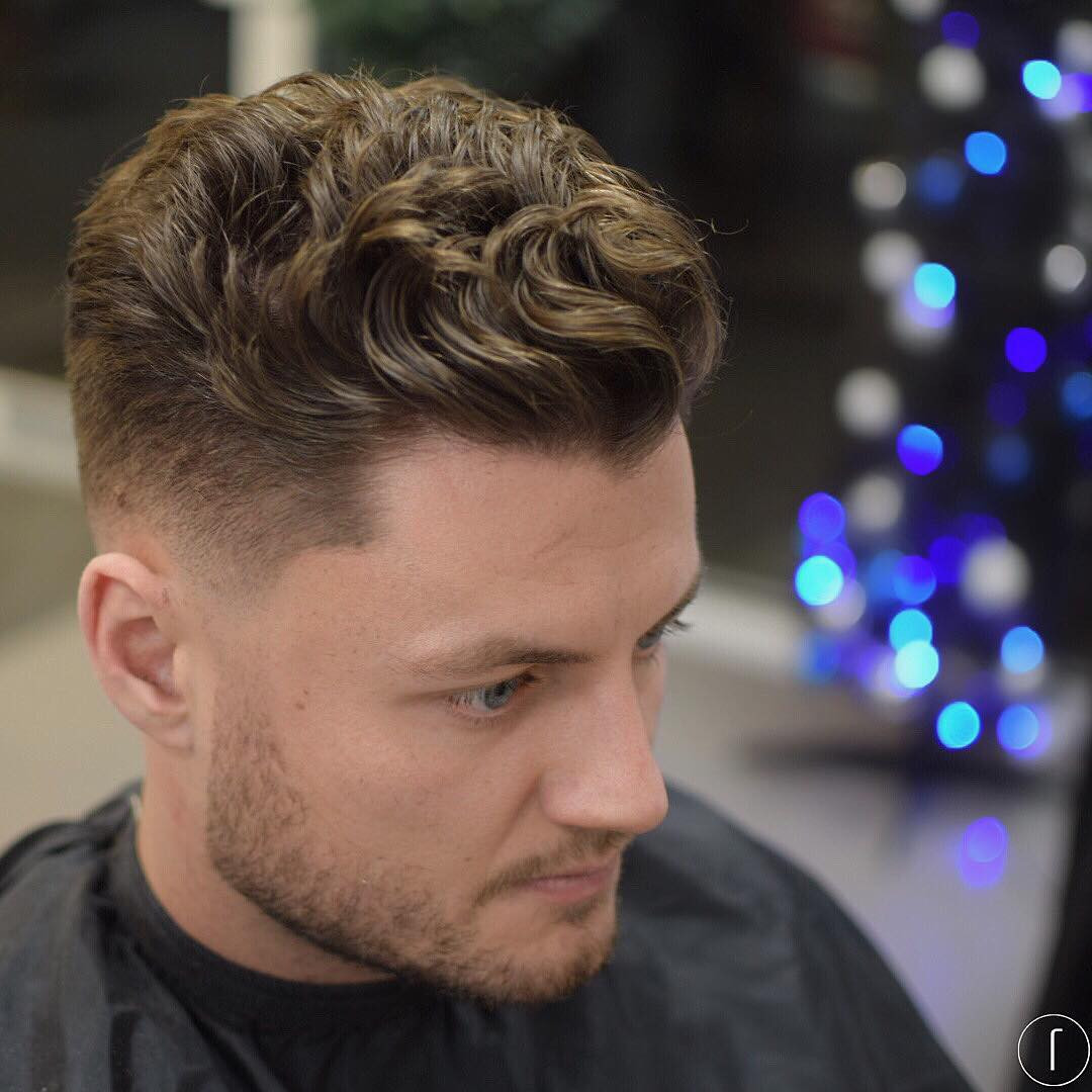 Best ideas about Mens Wavy Hairstyles . Save or Pin 21 Cool Men s Haircuts For Wavy Hair 2019 Update Now.
