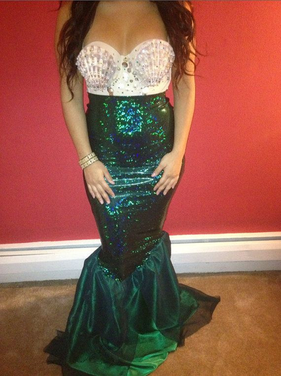 Best ideas about Mermaid Halloween Costumes DIY . Save or Pin 92 best y Halloween Costumes images on Pinterest Now.