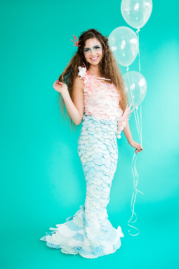 Best ideas about Mermaid Halloween Costumes DIY . Save or Pin Costumes Archives The House That Lars Built Now.