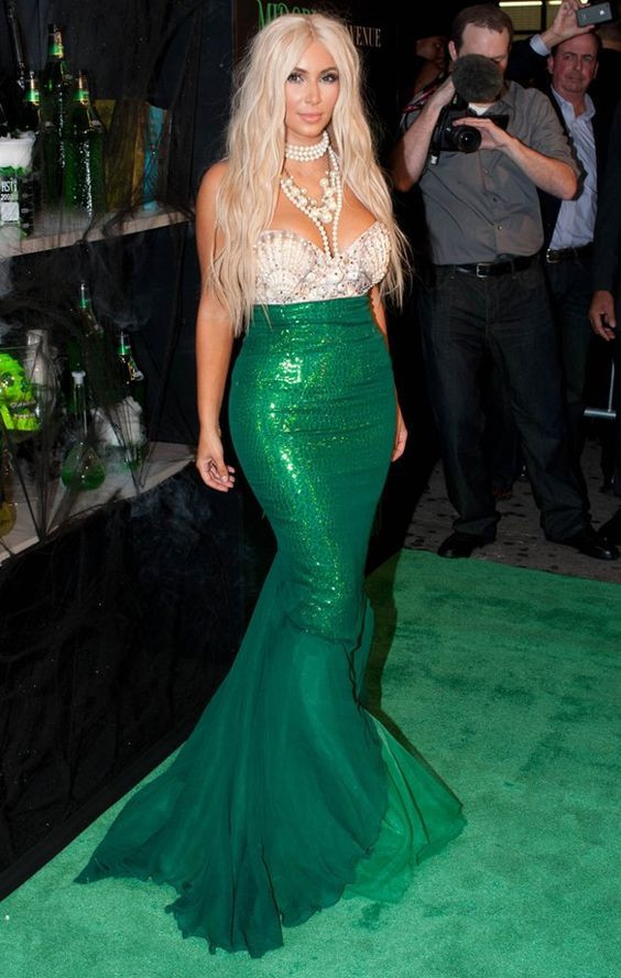 Best ideas about Mermaid Halloween Costumes DIY . Save or Pin 25 best Mermaid Halloween Costumes ideas on Pinterest Now.