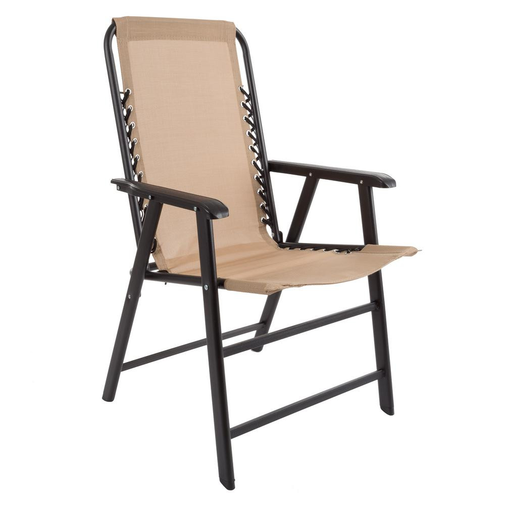 Best ideas about Metal Folding Chair . Save or Pin Quik Shade Navy Blue Stripe Beach Patio Folding Chair Now.