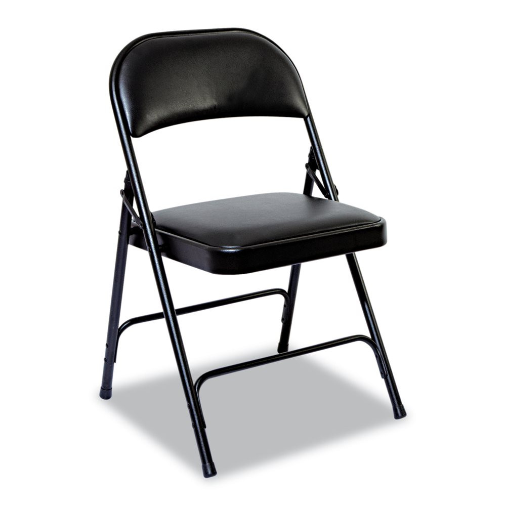 Best ideas about Metal Folding Chair . Save or Pin Alera ALEFC9 Steel Padded Folding Chair Set of 4 Now.