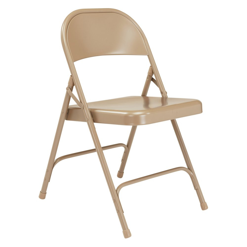Best ideas about Metal Folding Chair . Save or Pin National Public Seating Standard Steel Folding Chair 4 Now.