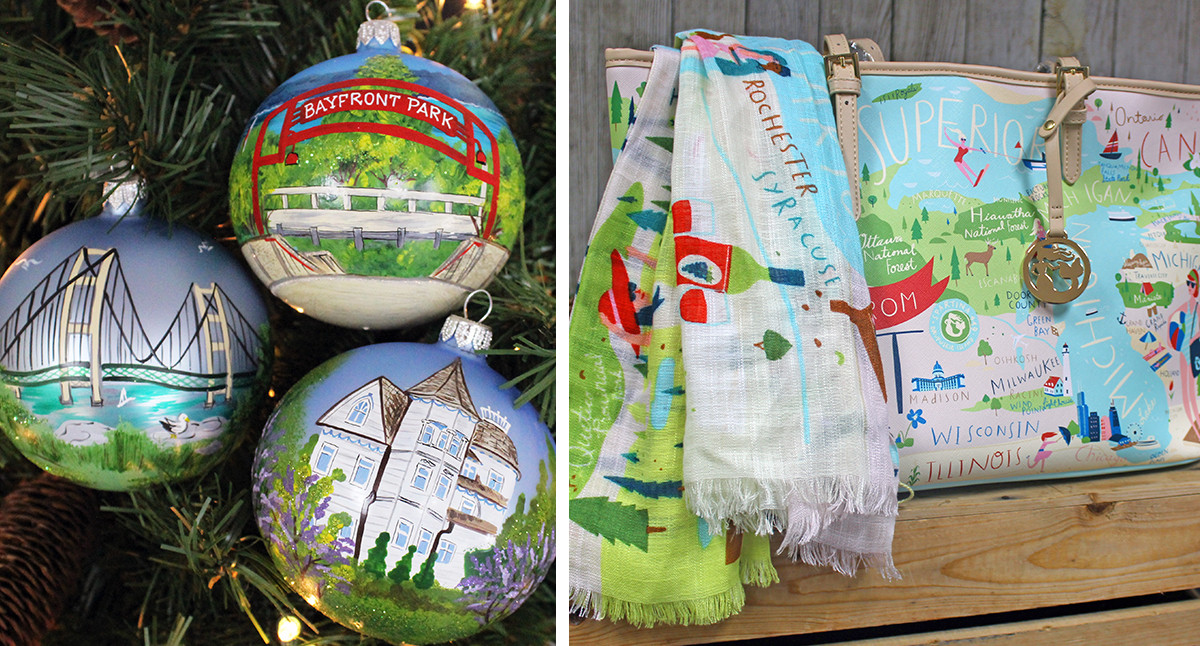 Best ideas about Michigan Gift Ideas . Save or Pin Blog Hometown Proud Michigan themed t ideas Now.