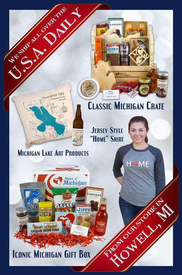 Best ideas about Michigan Gift Ideas . Save or Pin 19 best Smitten with the Mitten State images on Pinterest Now.