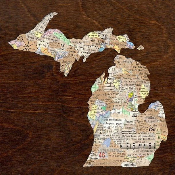 Best ideas about Michigan Gift Ideas . Save or Pin 97 best MI Gift Ideas images on Pinterest Now.
