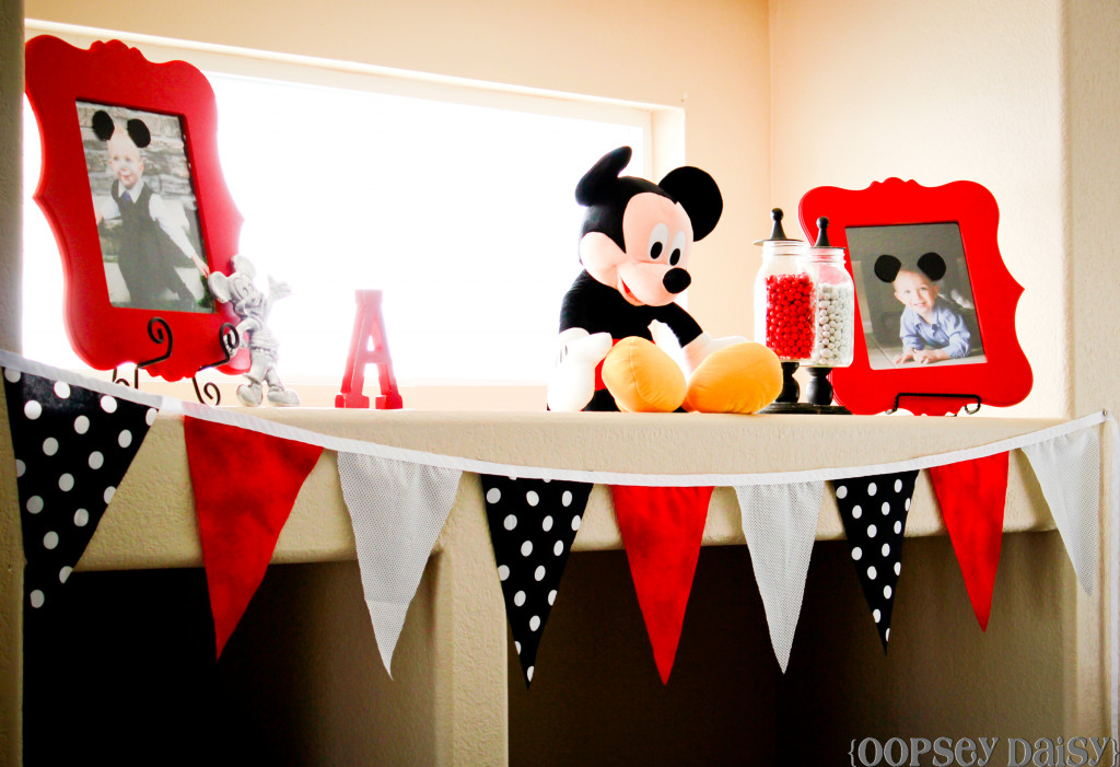 Best ideas about Mickey Mouse Birthday Decorations . Save or Pin Mickey Mouse Birthday Party Now.