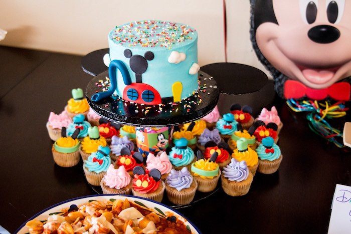 Best ideas about Mickey Mouse Clubhouse Birthday Decorations . Save or Pin Kara s Party Ideas Mickey Mouse Clubhouse Themed Birthday Now.