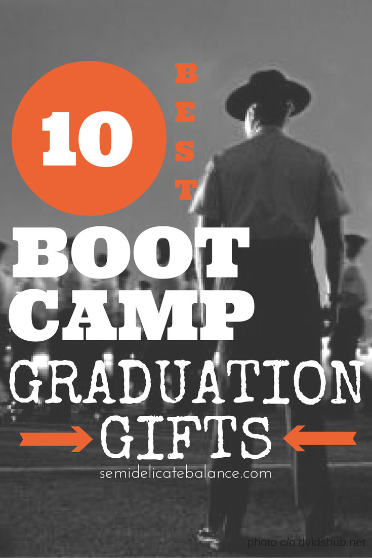 Best ideas about Military Graduation Gift Ideas . Save or Pin 10 Best Boot Camp Graduation Gifts Now.