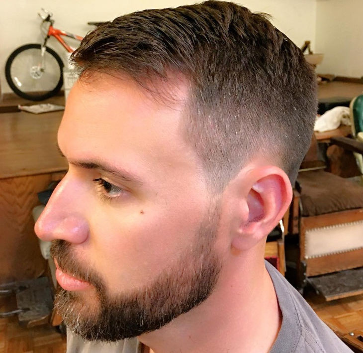 Best ideas about Military Style Haircuts . Save or Pin 22 Military Haircut Ideas Designs Hairstyles Now.