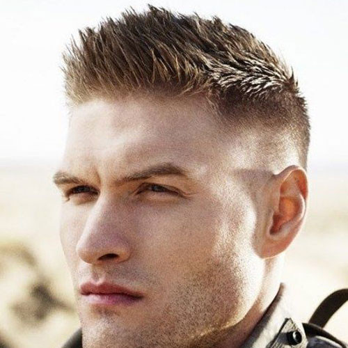 Best ideas about Military Style Haircuts . Save or Pin 27 Best Military Haircuts For Men 2019 Guide Now.