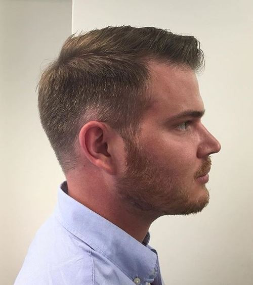 Best ideas about Military Style Haircuts . Save or Pin 40 Different Military Haircuts for Any Guy to Choose From Now.