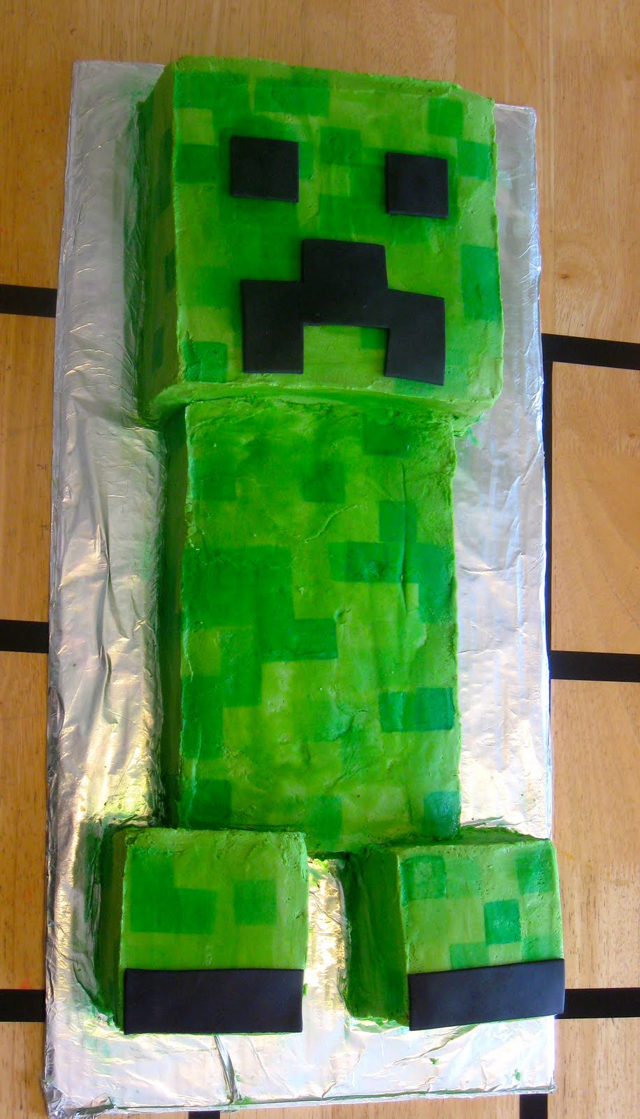 Best ideas about Minecraft Birthday Cake . Save or Pin the mama A Minecraft Birthday Now.