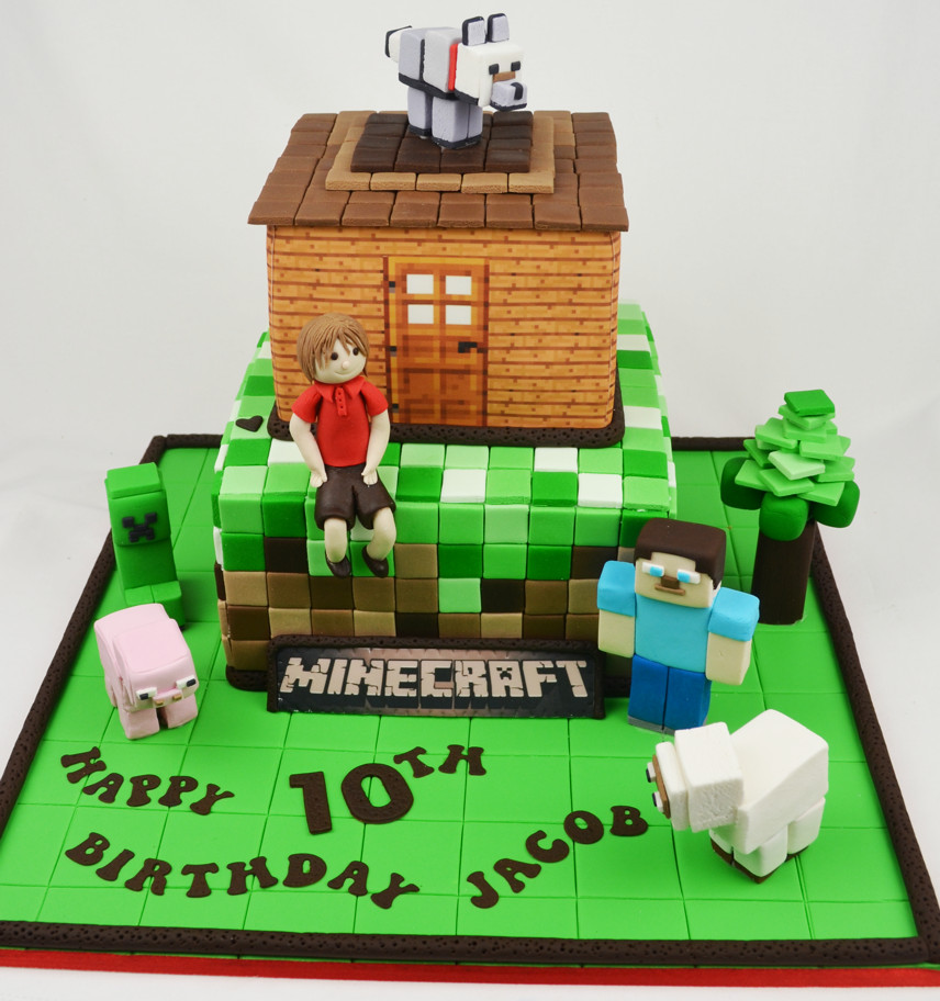 Best ideas about Minecraft Birthday Cake . Save or Pin Best Minecraft Cakes for 2015 Now.