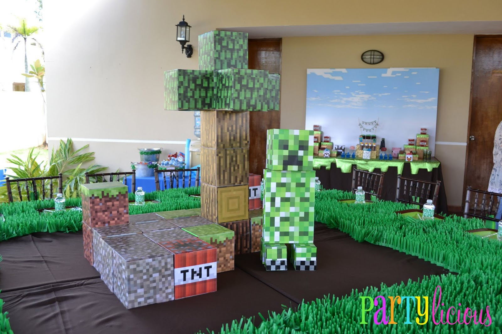 Best ideas about Minecraft Birthday Party Supplies . Save or Pin Minecraft Party — All for the Boys Now.