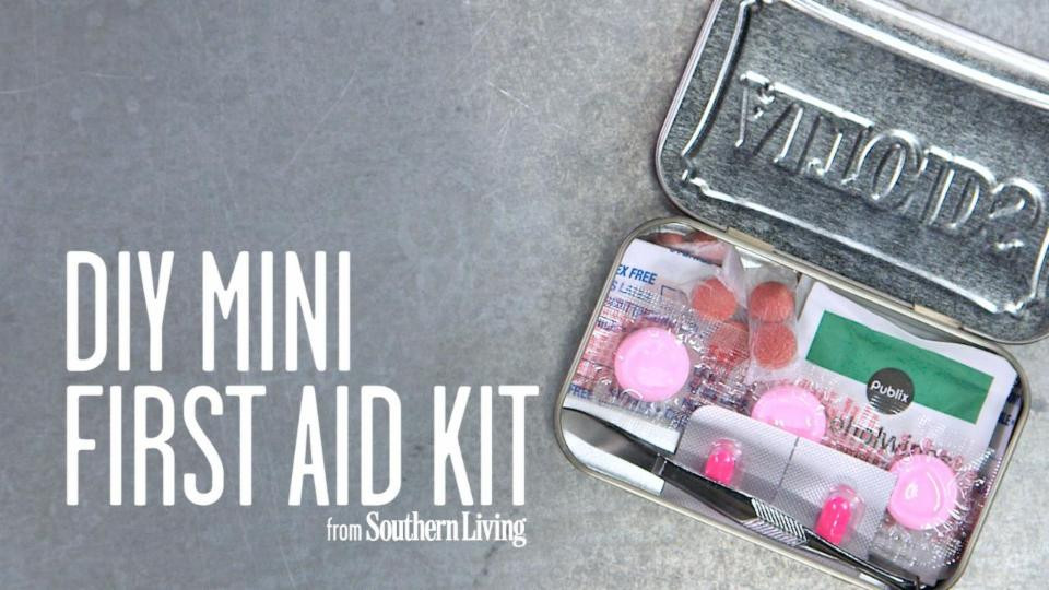 Best ideas about Mini First Aid Kit DIY . Save or Pin 22 DIY locker decorating ideas organizing tricks AOL Now.