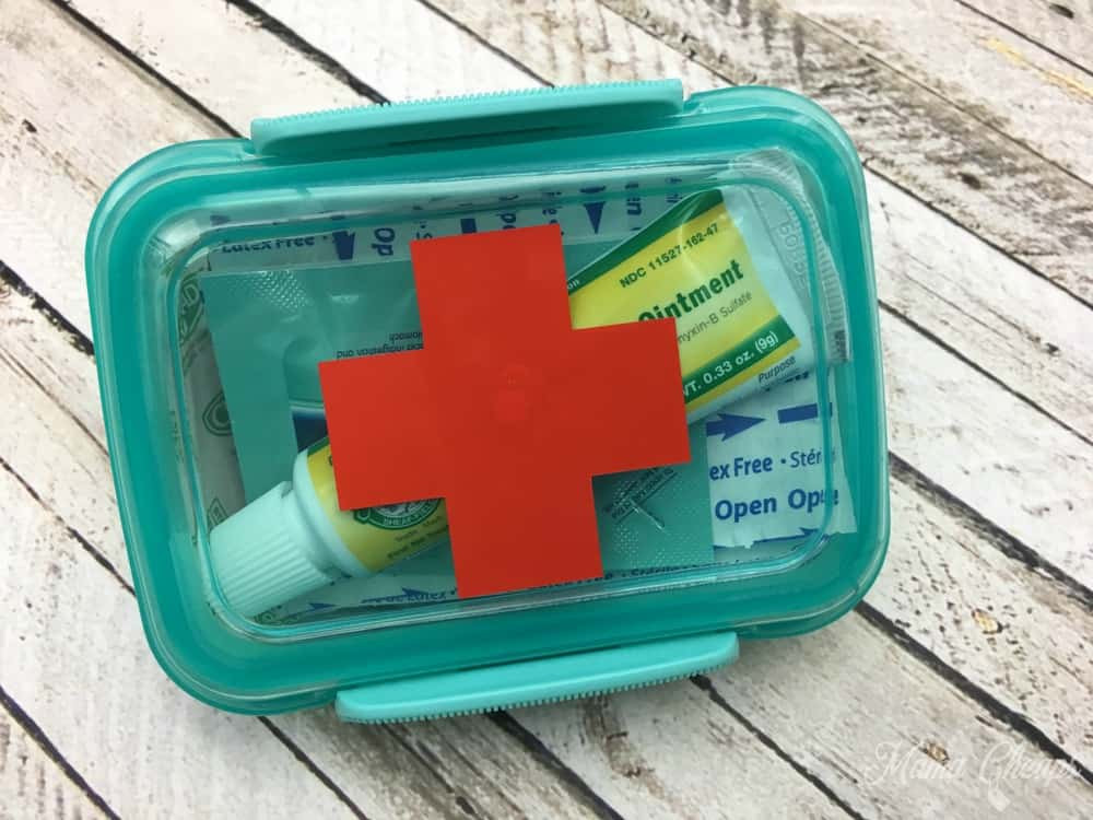Best ideas about Mini First Aid Kit DIY . Save or Pin DIY Dollar Store Mini First Aid Kits Mama CheapsMama Cheaps Now.