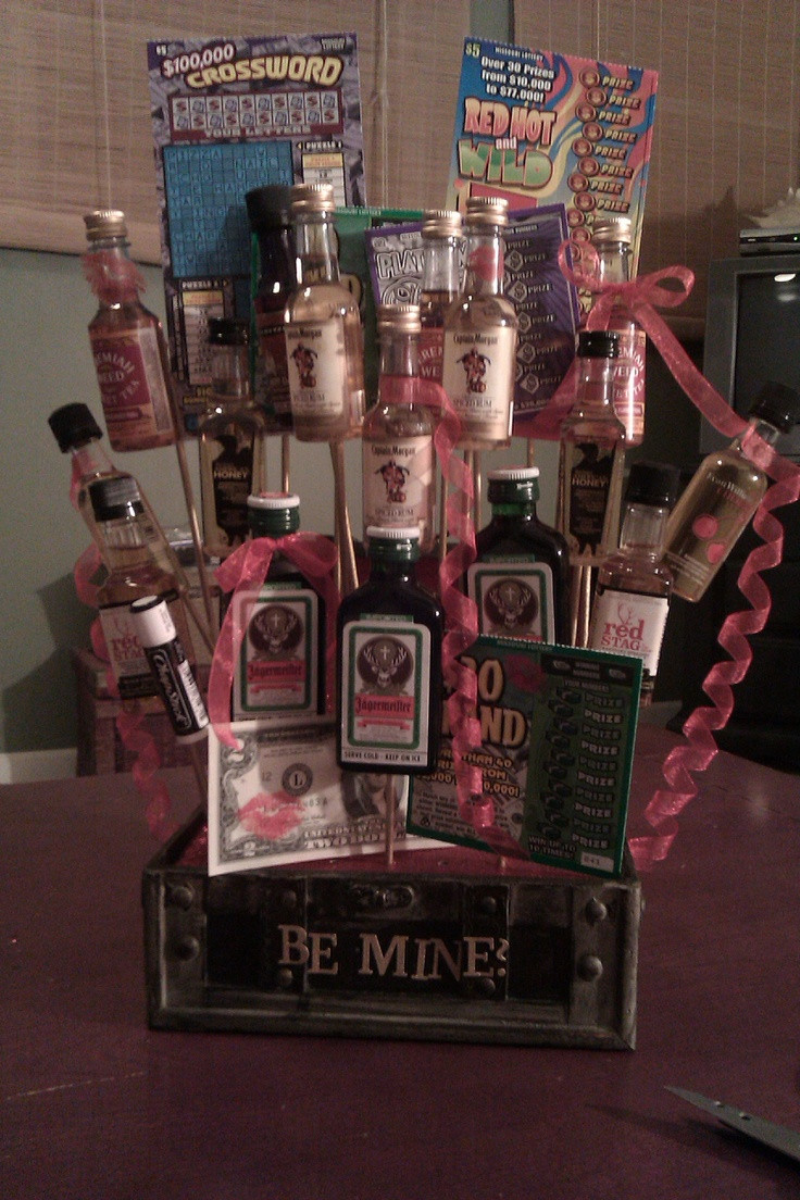 Best ideas about Mini Liquor Bottle Gift Ideas . Save or Pin 127 best Mini bottle Wine Liquor ideas images on Now.