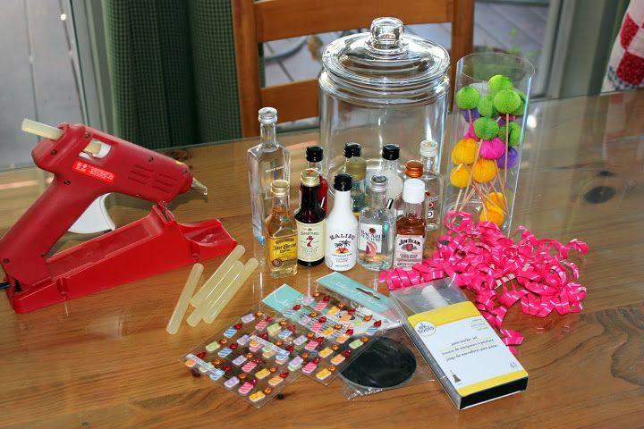 Best ideas about Mini Liquor Bottle Gift Ideas . Save or Pin 126 best images about Mini bottle Wine Liquor ideas on Now.