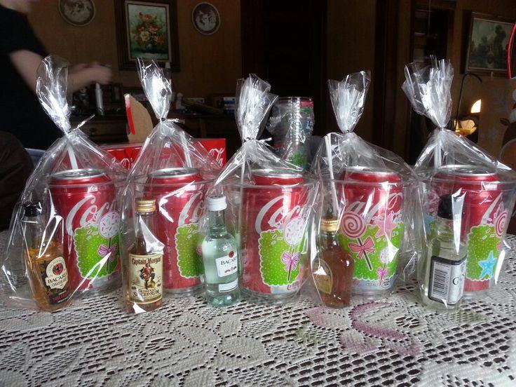 Best ideas about Mini Liquor Bottle Gift Ideas . Save or Pin 25 best ideas about Mini Alcohol Bottles on Pinterest Now.