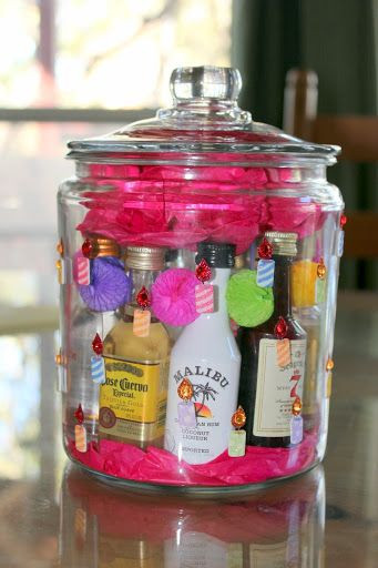 Best ideas about Mini Liquor Bottle Gift Ideas . Save or Pin Mini Alcohol Bottles on Pinterest Now.