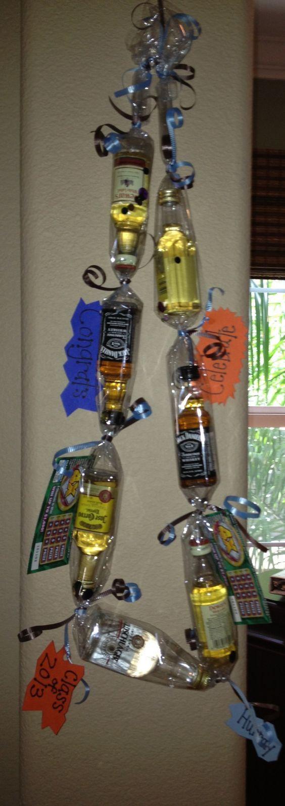 Best ideas about Mini Liquor Bottle Gift Ideas . Save or Pin 25 best Mini Alcohol Bottles ideas on Pinterest Now.