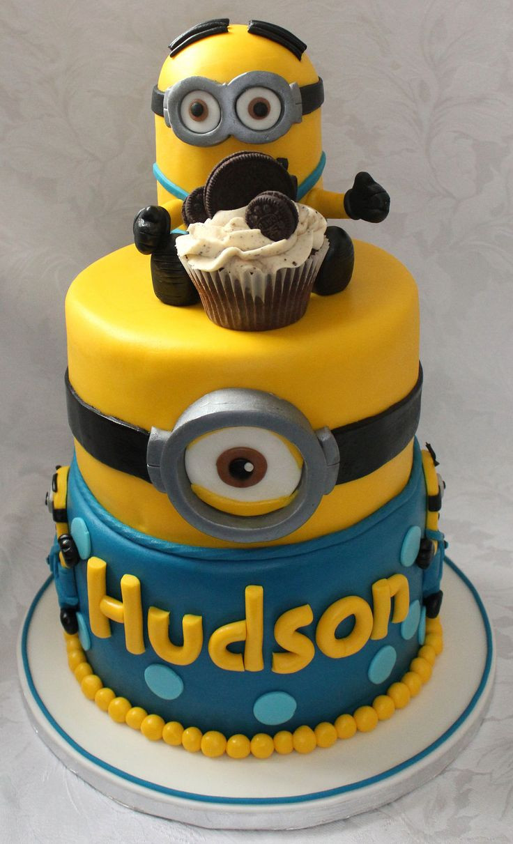 Best ideas about Minions Birthday Cake . Save or Pin Best 25 Minion cupcakes ideas on Pinterest Now.