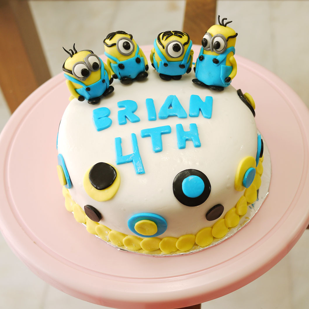 Best ideas about Minions Birthday Cake . Save or Pin Minion Birthday Cake Now.