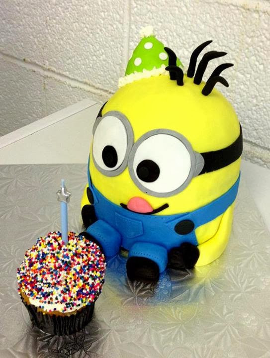 Best ideas about Minions Birthday Cake . Save or Pin Creative Despicable Me Minion Birthday Cake Ideas Crafty Now.