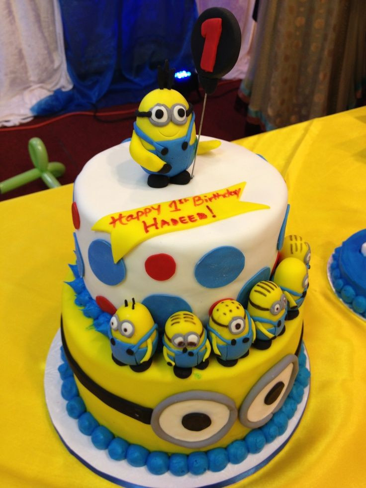 Best ideas about Minions Birthday Cake . Save or Pin Minions Birthday Cake Birthday Cake Cake Ideas by Now.