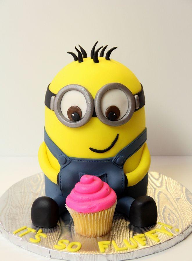 Best ideas about Minions Birthday Cake . Save or Pin Minion Birthday Cake Mackenzie Sofia Now.