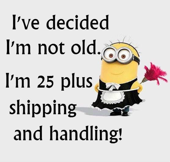 Best ideas about Minions Birthday Quotes . Save or Pin Funny Birthday Quotes on Pinterest Now.