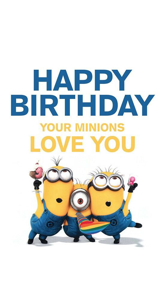 Best ideas about Minions Birthday Quotes . Save or Pin Best 25 Happy birthday minions ideas on Pinterest Now.