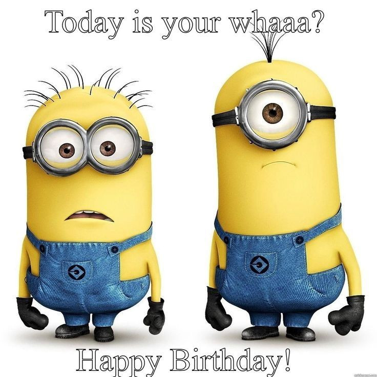 Best ideas about Minions Birthday Quotes . Save or Pin Minion Happy Birthday Quote s and Now.
