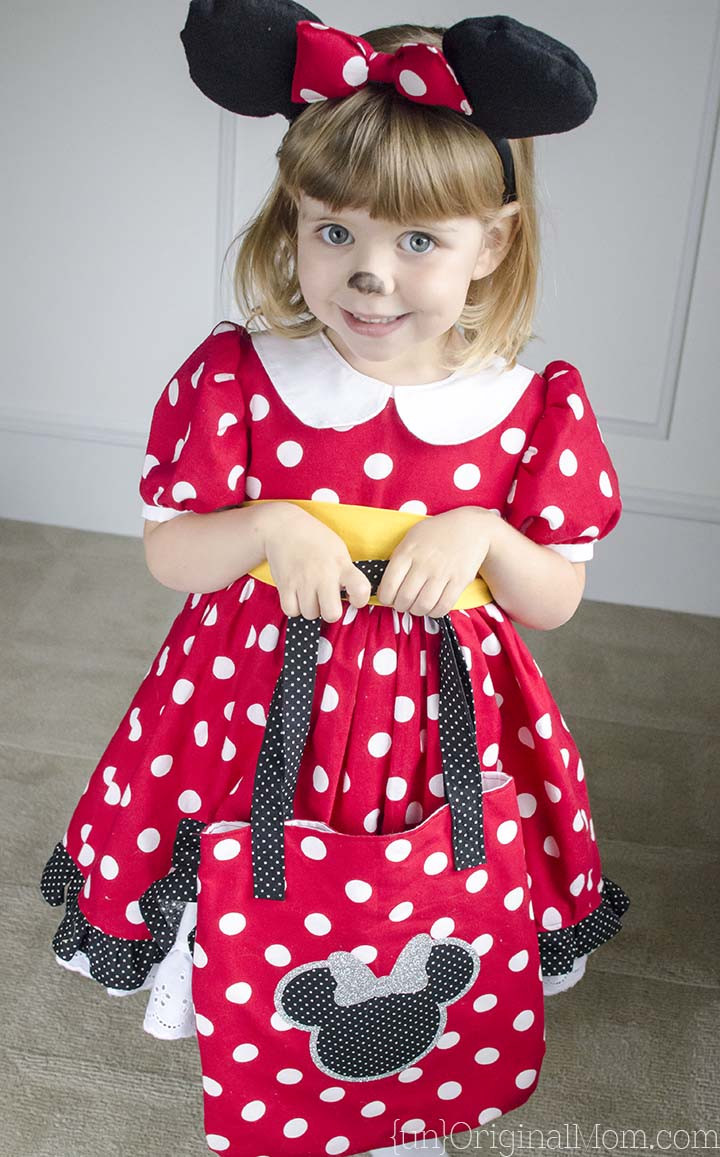 Best ideas about Minnie Mouse Halloween Costume DIY . Save or Pin The Perfect DIY Minnie Mouse Costume unOriginal Mom Now.