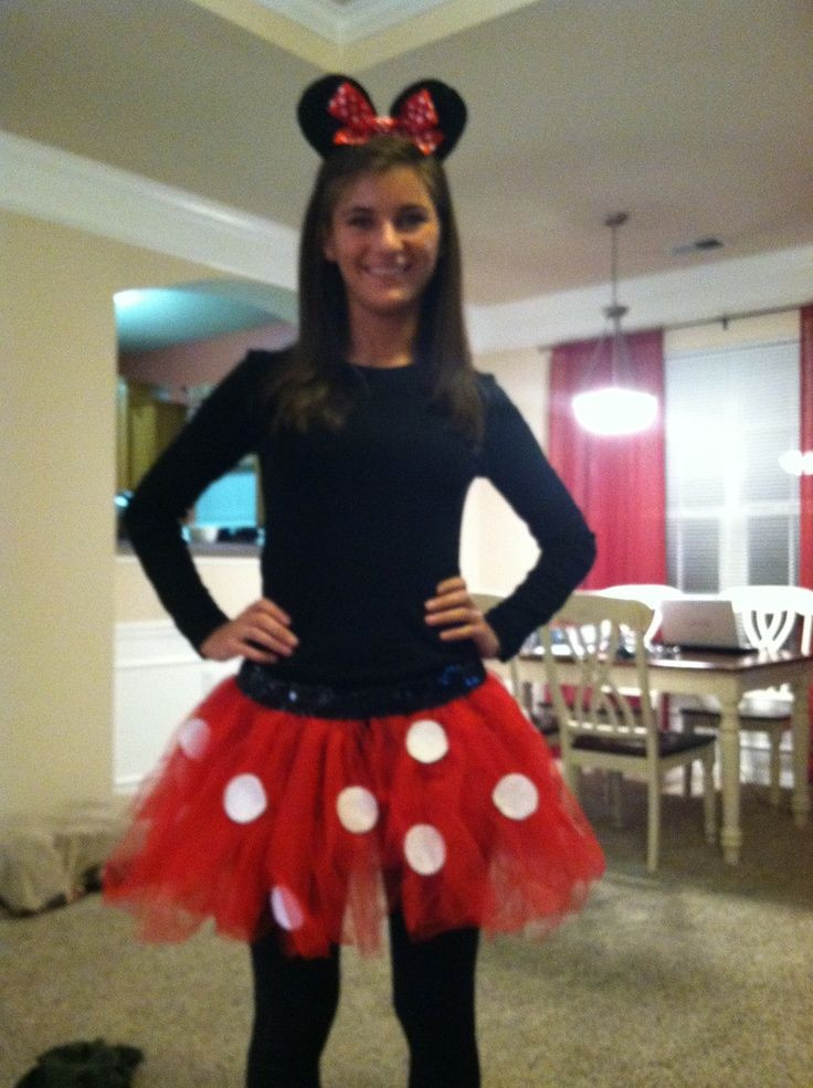Best ideas about Minnie Mouse Halloween Costume DIY . Save or Pin 172 best Minnie Mouse Costumes images on Pinterest Now.