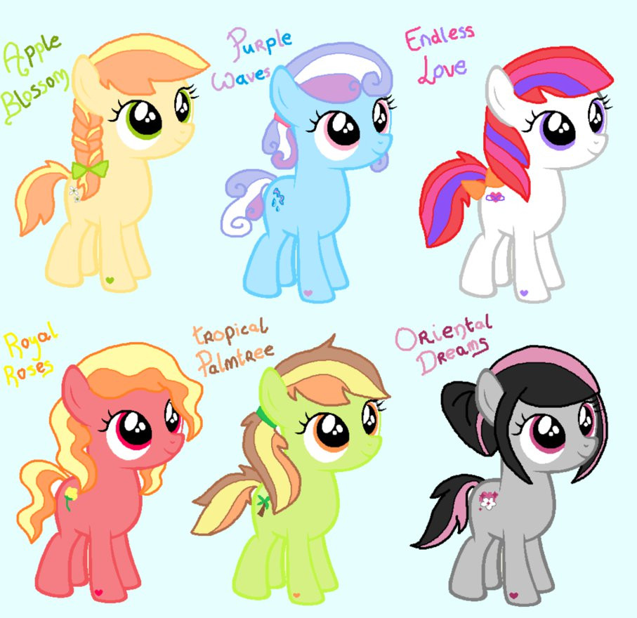 Best ideas about Mlp Hairstyles . Save or Pin Cute hairstyle filly adopts CLOSED by HappyHippoAdopts Now.