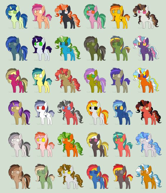 Best ideas about Mlp Hairstyles . Save or Pin pony hairstyles mlp Поиск в Google Now.