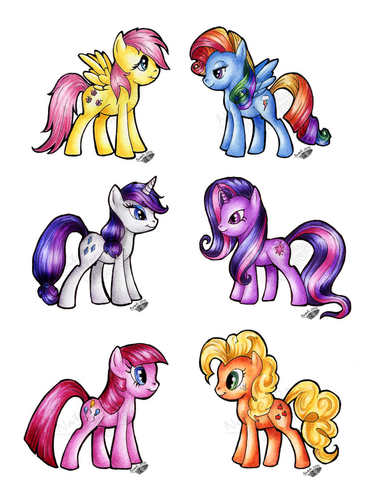 Best ideas about Mlp Hairstyles . Save or Pin Pony Crazy Hairstyle Change by Natoli on DeviantArt Now.