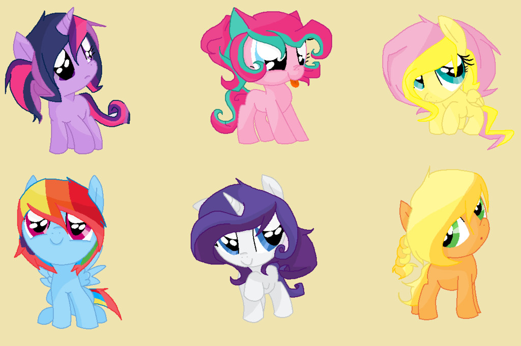 Best ideas about Mlp Hairstyles . Save or Pin My MLP hairstyles by CrystalHanaHM2013 on DeviantArt Now.