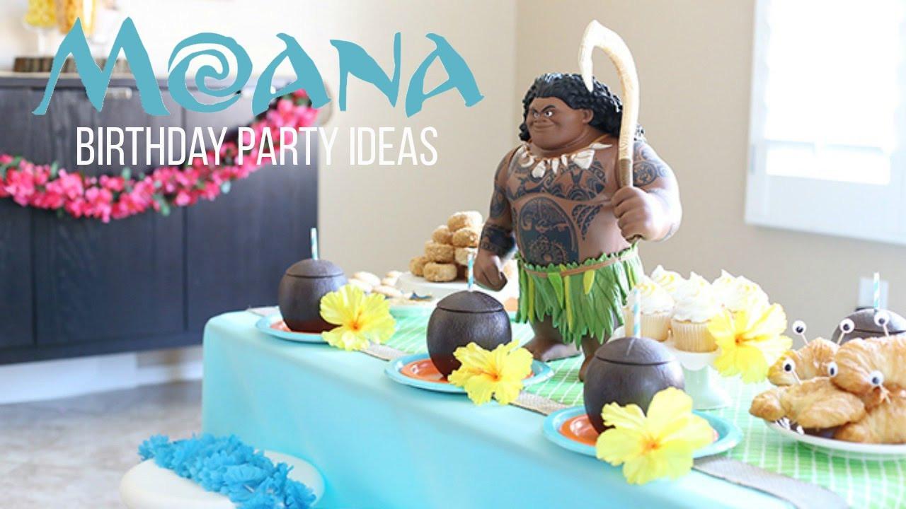 Best ideas about Moana Birthday Cake Walmart . Save or Pin Disney Moana Birthday Party Now.