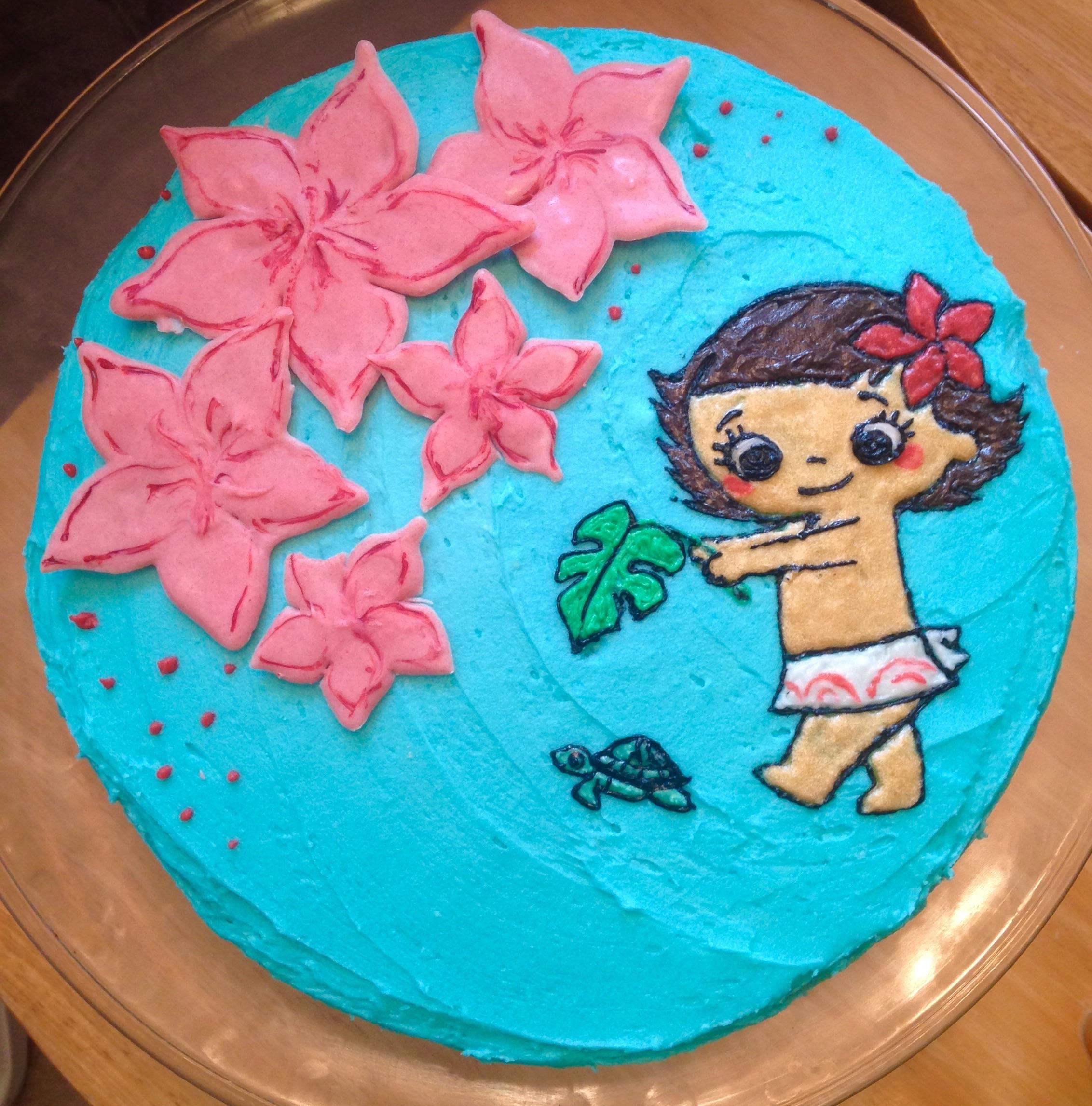Best ideas about Moana Birthday Cake Walmart . Save or Pin Moana Cupcake Cake Walmart Topper 1st Birthday Cupcakes Now.