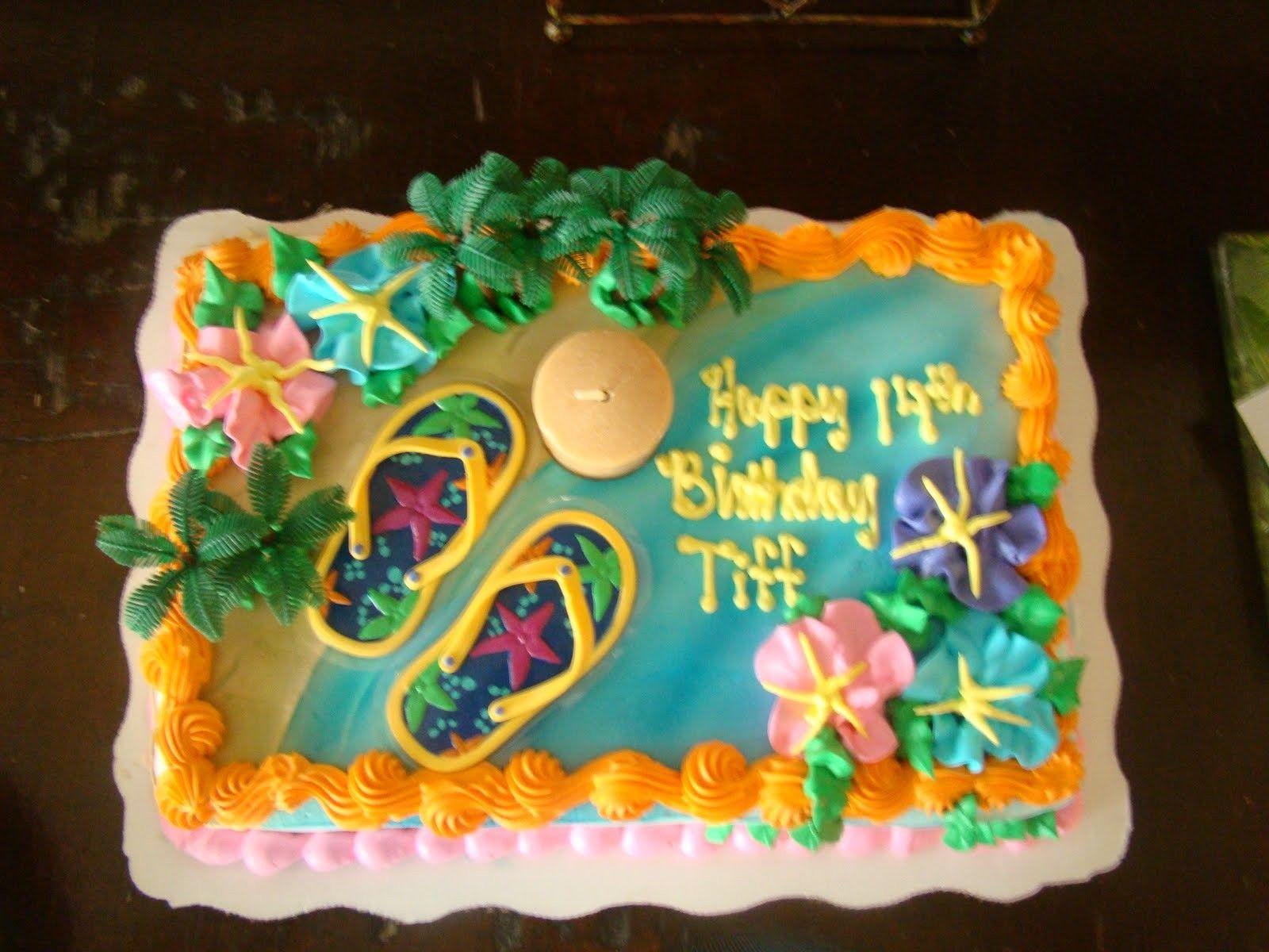 Best ideas about Moana Birthday Cake Walmart . Save or Pin Luau Birthday Cakes Walmart Now.