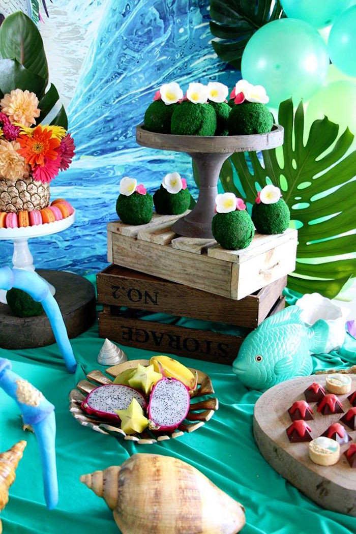 Best ideas about Moana Birthday Party . Save or Pin Kara s Party Ideas Moana Birthday Party Now.