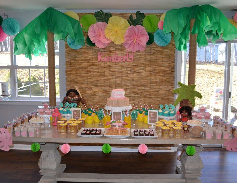 Best ideas about Moana Birthday Party . Save or Pin Free Printable Moana Birthday Invitation and Party Ideas Now.