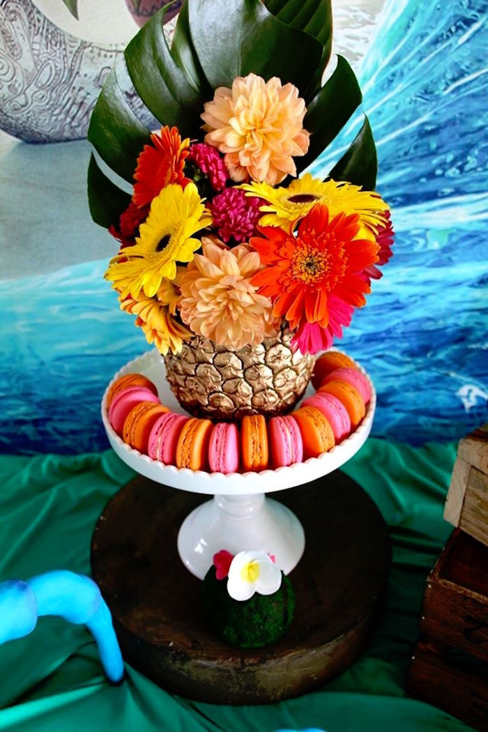 Best ideas about Moana Birthday Party Decorations . Save or Pin Kara s Party Ideas Moana Birthday Party Now.