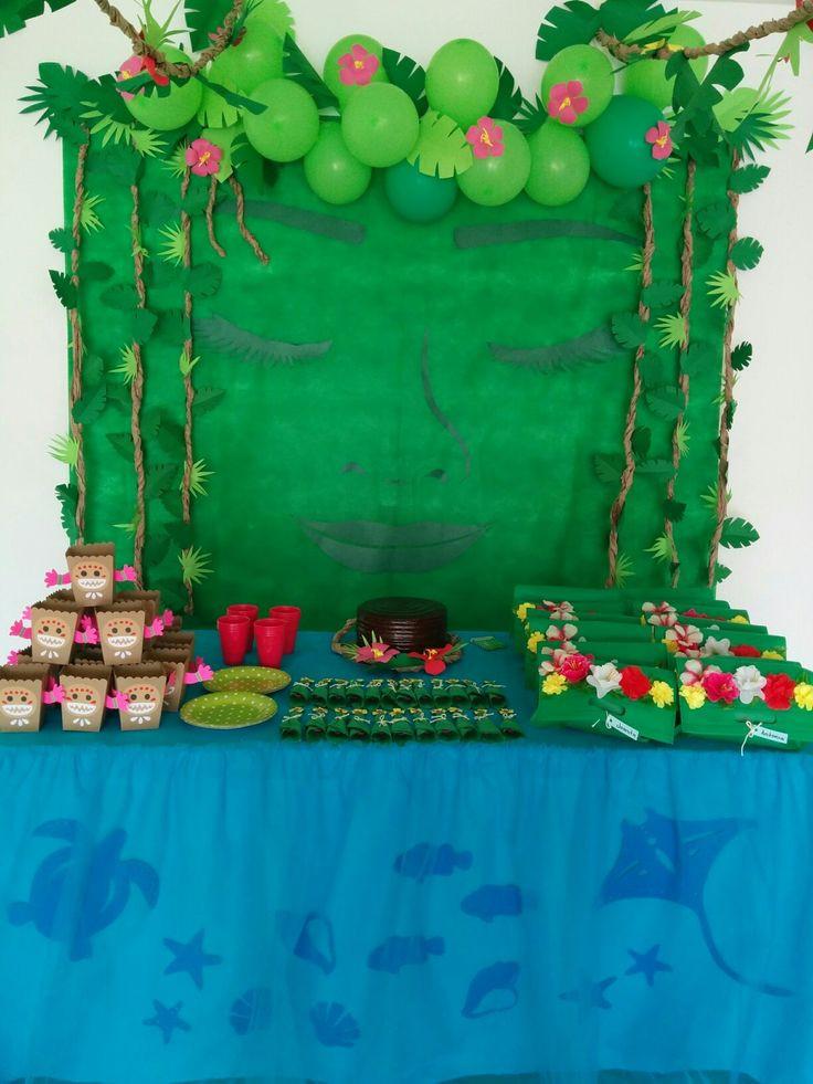 Best ideas about Moana Birthday Party Decorations . Save or Pin Moana Birthday Party Tefiti moana kakamoros Now.